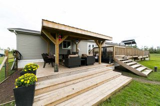 Photo 22: 56506 Rge Rd 33: Rural Lac Ste. Anne County Manufactured Home for sale : MLS®# E4165011