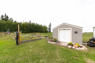 Photo 29: 56506 Rge Rd 33: Rural Lac Ste. Anne County Manufactured Home for sale : MLS®# E4165011