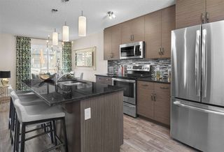 Photo 3: 3519 CHERRY Landing in Edmonton: Zone 53 House Half Duplex for sale : MLS®# E4171892