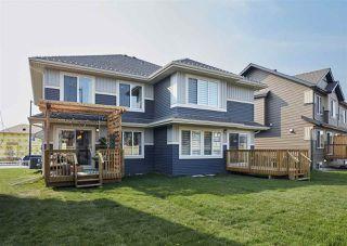 Photo 13: 3519 CHERRY Landing in Edmonton: Zone 53 House Half Duplex for sale : MLS®# E4171892