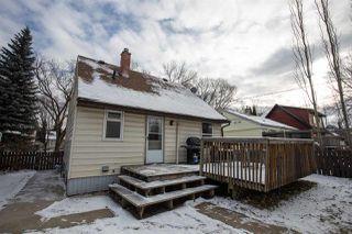 Photo 18: 12322 106 Street in Edmonton: Zone 08 House for sale : MLS®# E4179429
