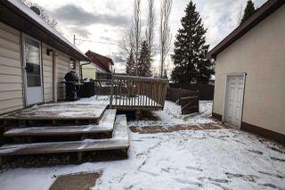 Photo 20: 12322 106 Street in Edmonton: Zone 08 House for sale : MLS®# E4179429