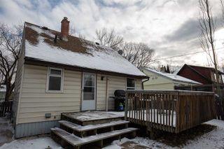Photo 19: 12322 106 Street in Edmonton: Zone 08 House for sale : MLS®# E4179429