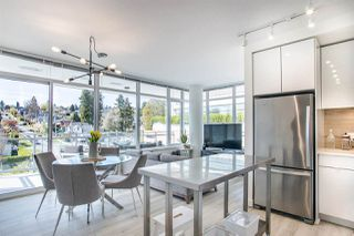 """Photo 2: 503 200 NELSON'S Crescent in New Westminster: Sapperton Condo for sale in """"The Sapperton (Brewery District)"""" : MLS®# R2451354"""