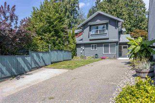 Photo 1: 2539 BURIAN Drive in Coquitlam: Coquitlam East 1/2 Duplex for sale : MLS®# R2486407