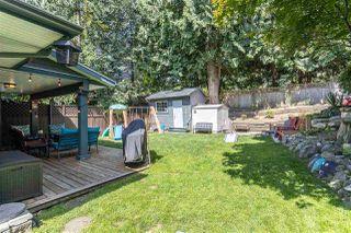 Photo 23: 2539 BURIAN Drive in Coquitlam: Coquitlam East 1/2 Duplex for sale : MLS®# R2486407