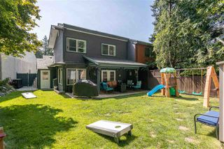 Photo 26: 2539 BURIAN Drive in Coquitlam: Coquitlam East House 1/2 Duplex for sale : MLS®# R2486407