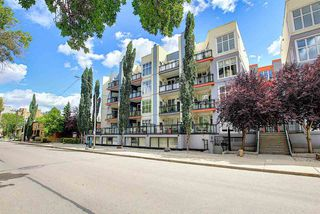 Photo 2: 401 10147 112 Street in Edmonton: Zone 12 Condo for sale : MLS®# E4212742