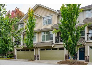 "Photo 1: 2 22225 50TH Avenue in Langley: Murrayville Townhouse for sale in ""Murray's Landing"" : MLS®# R2498843"