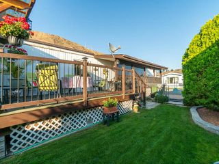 Photo 25: 68 1655 ORD ROAD in Kamloops: Brocklehurst Manufactured Home/Prefab for sale : MLS®# 159093