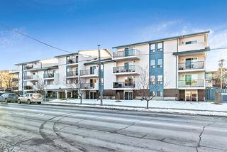Main Photo: 108 647 1 Avenue NE in Calgary: Bridgeland/Riverside Apartment for sale : MLS®# A1063481
