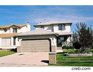 Photo 1:  in CALGARY: Applewood Residential Detached Single Family for sale (Calgary)  : MLS®# C2263679
