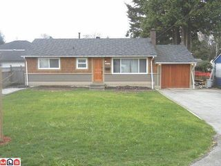 """Main Photo: 10139 HELEN Drive in Surrey: Cedar Hills House for sale in """"ST. HELENS PARK"""" (North Surrey)  : MLS®# F1108356"""