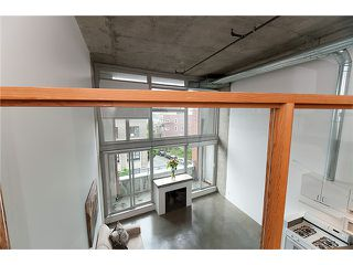 """Photo 7: 422 289 ALEXANDER Street in Vancouver: Hastings Condo for sale in """"THE EDGE"""" (Vancouver East)  : MLS®# V890176"""