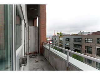 """Photo 8: 422 289 ALEXANDER Street in Vancouver: Hastings Condo for sale in """"THE EDGE"""" (Vancouver East)  : MLS®# V890176"""