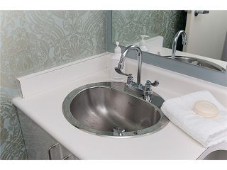 """Photo 6: 422 289 ALEXANDER Street in Vancouver: Hastings Condo for sale in """"THE EDGE"""" (Vancouver East)  : MLS®# V890176"""
