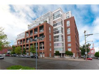 """Photo 1: 422 289 ALEXANDER Street in Vancouver: Hastings Condo for sale in """"THE EDGE"""" (Vancouver East)  : MLS®# V890176"""