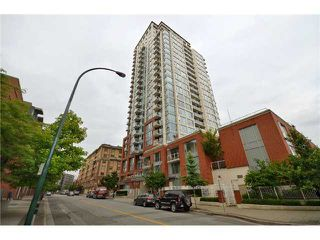 """Photo 1: 603 550 TAYLOR Street in Vancouver: Downtown VW Condo for sale in """"THE TAYLOR"""" (Vancouver West)  : MLS®# V905362"""