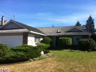 """Photo 1: 1768 130TH Street in Surrey: Crescent Bch Ocean Pk. House for sale in """"Summerhill Area in Ocean Park"""" (South Surrey White Rock)  : MLS®# F1123665"""