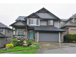 Main Photo: 22865 DOCKSTEADER CR in Maple Ridge: House for sale : MLS®# V882280