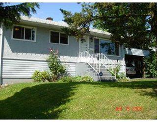 Photo 1: 629 REGAN AV in Coquitlam: Coquitlam West House for sale : MLS®# V544115
