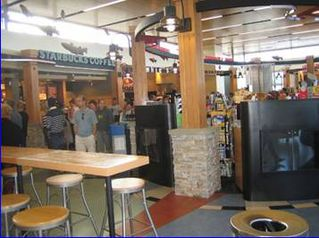 Main Photo: ~ PIZZA & PASTA QSR ~ in Nanaimo: Nanaimo Quay Market Home for sale
