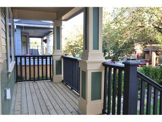 Photo 2: 1343 E 18TH Avenue in Vancouver: Knight 1/2 Duplex for sale (Vancouver East)  : MLS®# V1033870