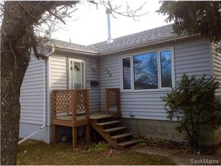 Photo 1: 128 CARRINGTON STREET: Milestone Single Family Dwelling for sale (Weyburn / Estevan NW)  : MLS®# 480797