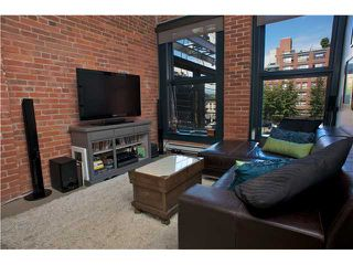 Main Photo: # 304 53 W HASTINGS ST in : Downtown VW Condo for sale : MLS®# V846312