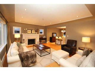 Photo 7: 3836 W BROADWAY ST in Vancouver: Point Grey House for sale (Vancouver West)  : MLS®# V1040544