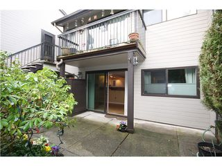 "Photo 16: 11 460 W 16TH Avenue in Vancouver: Cambie Townhouse for sale in ""Cambie Square"" (Vancouver West)  : MLS®# V1054620"