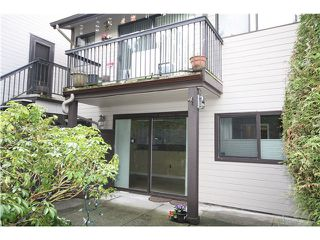 "Photo 15: 11 460 W 16TH Avenue in Vancouver: Cambie Townhouse for sale in ""Cambie Square"" (Vancouver West)  : MLS®# V1054620"