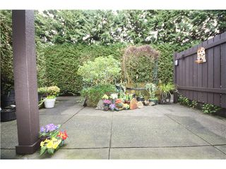 "Photo 11: 11 460 W 16TH Avenue in Vancouver: Cambie Townhouse for sale in ""Cambie Square"" (Vancouver West)  : MLS®# V1054620"