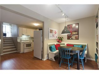 Photo 6: 279 BALMORAL Place in Port Moody: North Shore Pt Moody Townhouse for sale : MLS®# V1055065