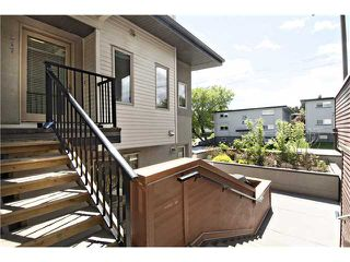 Photo 2: 217 1905 27 Avenue SW in CALGARY: South Calgary Townhouse for sale (Calgary)  : MLS®# C3619773