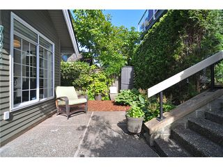 "Photo 19: 620 W 26TH Avenue in Vancouver: Cambie Townhouse for sale in ""Grace Estates"" (Vancouver West)  : MLS®# V1069427"
