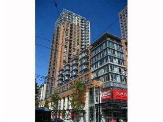 """Photo 1: 1011 788 RICHARDS Street in Vancouver: Downtown VW Condo for sale in """"L'HERMITAGE"""" (Vancouver West)  : MLS®# V1070405"""