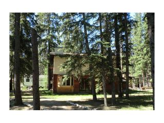 Photo 31: 6 West GHOST ROAD Benchlands, AB: Rural Bighorn M.D. House for sale : MLS®# C3642196