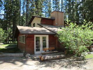 Photo 1: 6 West GHOST ROAD Benchlands, AB: Rural Bighorn M.D. House for sale : MLS®# C3642196