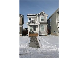 Main Photo: 102 AUBURN CREST Way SE in Calgary: Auburn Bay Residential Detached Single Family for sale : MLS®# C3643783