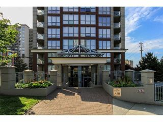 "Photo 2: 1004 850 ROYAL Avenue in New Westminster: Downtown NW Condo for sale in ""THE ROYALTON"" : MLS®# V1122569"