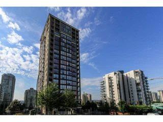 "Photo 1: 1004 850 ROYAL Avenue in New Westminster: Downtown NW Condo for sale in ""THE ROYALTON"" : MLS®# V1122569"