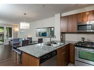 """Photo 5: 107 5885 IRMIN Street in Burnaby: Metrotown Condo for sale in """"MACPHERSON WALK"""" (Burnaby South)  : MLS®# V1133409"""