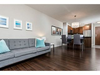 """Photo 9: 107 5885 IRMIN Street in Burnaby: Metrotown Condo for sale in """"MACPHERSON WALK"""" (Burnaby South)  : MLS®# V1133409"""