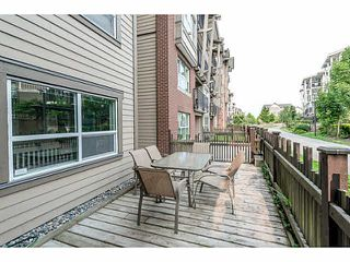 """Photo 14: 107 5885 IRMIN Street in Burnaby: Metrotown Condo for sale in """"MACPHERSON WALK"""" (Burnaby South)  : MLS®# V1133409"""