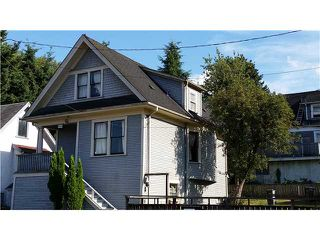 Photo 1: 406 E 5TH Avenue in Vancouver: Mount Pleasant VE House for sale (Vancouver East)  : MLS®# V1137854