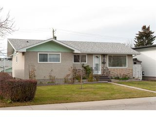 Photo 1: 1203 MACKID Road NE in Calgary: Mayland Heights House for sale : MLS®# C4036738