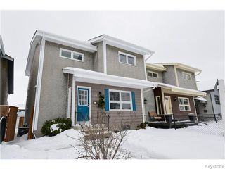 Photo 1: 112 Paddington Road in WINNIPEG: St Vital Residential for sale (South East Winnipeg)  : MLS®# 1601787