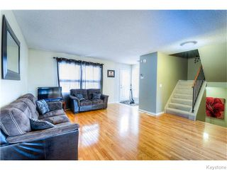 Photo 2: 112 Paddington Road in WINNIPEG: St Vital Residential for sale (South East Winnipeg)  : MLS®# 1601787
