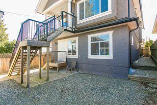 "Photo 19: 4125 ETON Street in Burnaby: Vancouver Heights House for sale in ""VANCOUVER HEIGHTS"" (Burnaby North)  : MLS®# R2053716"